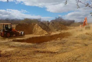 Mais 55 famílias de Campo Alegre de Lourdes serão beneficiadas com barreiros-trincheira