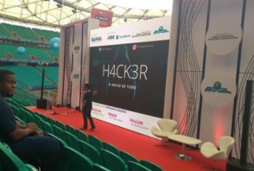 Palestra desmistifica tabus sobre hackers | Keyla Pereira | Ag. A Tarde