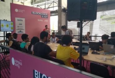 Campuseiros aprendem como internet das coisas pode ser usada em prol do meio ambiente | Keyla Pereira | Ag. A Tarde