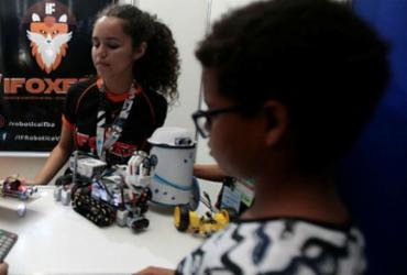 Campus Party apoia novas empreendedoras | Alessandra Lori | Ag. A TARDE