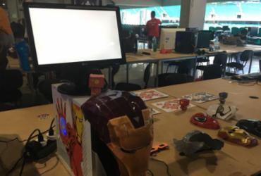 Conheça truque por trás do computador de tela invisível | Edielle Carvalho l Ag. A Tarde