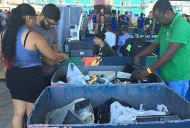 Doação de lixo eletrônico ganha espaço na CPBA 2018 | Edielle Carvalho l Ag. A TARDE