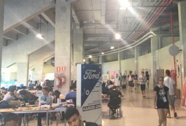Mulheres na tecnologia roubam cena na segunda edição da Campus Party Bahia | Edielle Carvalho l Ag. A Tarde