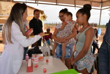 Prefeitura Itinerante de Canudos beneficia comunidade da Barriguda