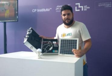Campuseiros aprendem a criar fogão solar em oficina | Keyla Pereira | Ag. A Tarde