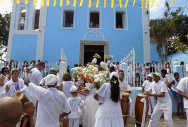 Festa do Divino em Boipeba tem ponto alto neste domingo