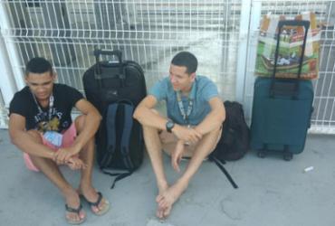 Campuseiro se despedem da segunda edição Campus Party Bahia | Fagna Santos - Ag. A Tarde
