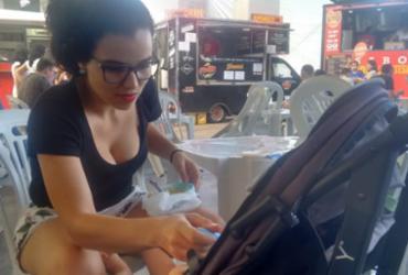 Ultrapassando as dificuldades, mãe vai a Campus em busca de maior conhecimento | Lorena Souza