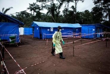 Estudo aponta que vírus 'ebola' pode ressurgir em sobrevivente anos após infecção | Reprodução | AFP PHOTO