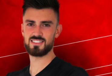 Vitória anuncia contratação do goleiro Elias | Reprodução | ECV