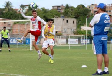 Bahia 'vira a chave' e foca no Vasco pela Copa do Brasil | Felipe Oliveira | EC Bahia