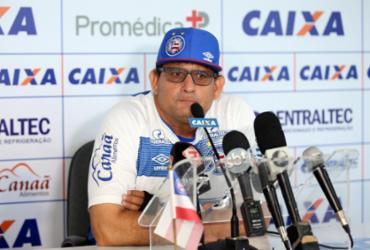 Guto aposta em força como mandante no duelo contra o Vasco | Felipe Oliveira | EC Bahia