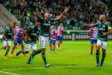 Bahia é derrotado pelo Palmeiras e segue na zona de rebaixamento | Gil Guzzo | Estadão conteúdo