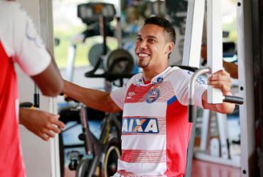Artilheiro da Fonte, Edigar Junio evita meta de gols | Felipe Oliveira l EC Bahia