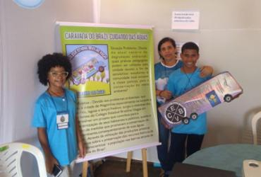 Estudantes de Amargosa e Alagoinhas apresentam projetos sobre Meio Ambiente