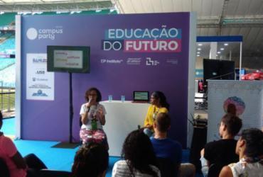 Presença feminina no meio digital é tema de palestra no terceiro dia da CPBA2 | Fagna Santos | Ag. A Tarde