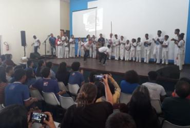 Estudantes debatem as influências indígena e quilombola na formação de Teixeira de Freitas