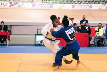 Judoca baiana depende de patrocínio para ir para Polônia e Argentina