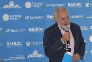 Estupendo! Francesco Farruggia avalia segundo dia da Campus Party Bahia | A Tarde