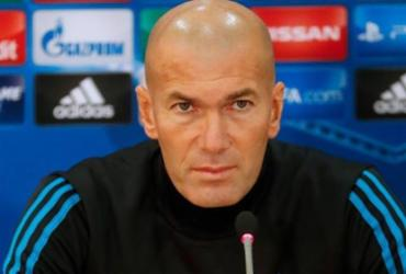 Antes de final, Zidane admite preocupação com trio de ataque do Liverpool   Reprodução   Facebook