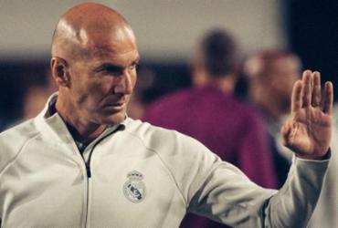 Zidane mantém discurso humilde na véspera da final: 'Não somos favoritos de nada' |