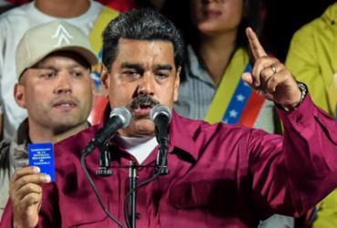 Chanceler publica convite do governo brasileiro a Maduro para posse   Juan Barreto   AFP