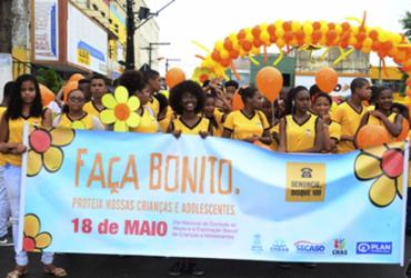 Mata de São João realiza caminhada de combate ao abuso e à exploração contra crianças e adolescentes
