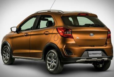 Saiba tudo que o Ford Ka Freestyle oferece | Divulgação