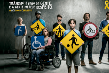 Maio Amarelo: Pedestres são as principais vítimas | Divulgação