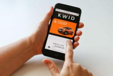 Kwid acelera nas vendas via internet | Renault | Divulgação