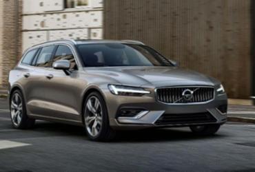 Volvo V60 chega em agosto ao Brasil | Divulgação
