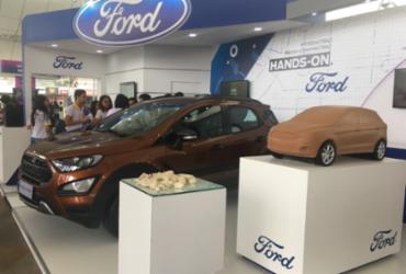 Ford apresenta inovações tecnológicas na Campus Party | Lhays Feliciano | Ag. A TARDE