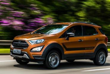 Muito além do visual off-road | Ford | Divulgação