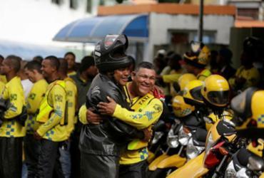 Mototaxistas têm até junho para fazer credenciamento | Raul Spinassé l Ag. A TARDE
