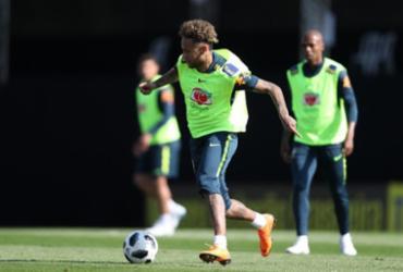 Seleção Brasileira faz último treino na Granja Comary | Lucas Figueiredo l CBF