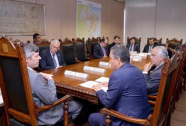 BR-415 e Ferrovia de Integração Oeste-Leste foram temas em reunião no Ministério do Transporte
