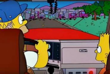 Internautas sugerem que episódios de 'Os Simpsons' previu greve de caminhoneiros |