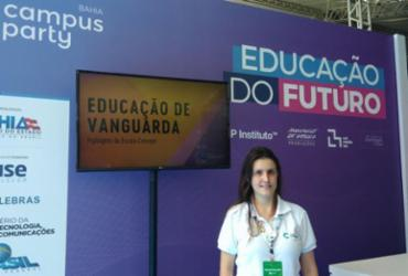 Escola Concept apresenta suas práticas tecnológicas com foco na educação do futuro | Fagna Santos - Ag. A Tarde