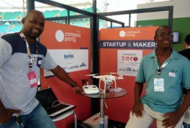 Aplicativo contra o mosquito da dengue é destaque na Campus Party   Fagna Santos   Ag. A TARDE