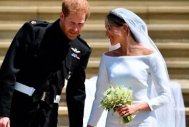 Buquê de Meghan Markle tinha homenagem para princesa Diana | Ben Stansall | AFP