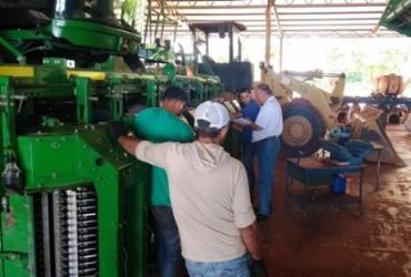 Produtores de algodão da Bahia renovam suas certificações internacionais