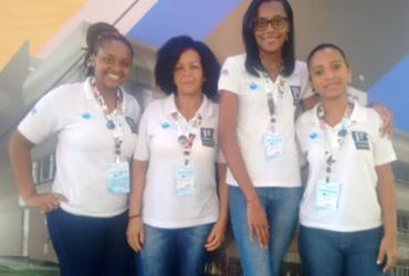 Jovens do Programa Primeiro Emprego marcam presença na CPBA | Lorena Souza | Ag. A Tarde