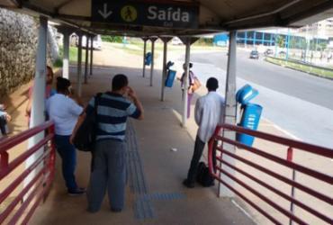 Salvador sem ônibus |