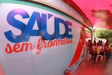 Cândido Sales recebe o Saúde sem Fronteiras