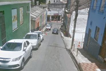 Obras interditam trânsito no bairro da Saúde a partir de sexta | Reprodução | Google Maps