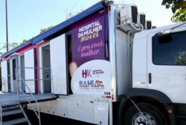 Brejões recebe unidade móvel do Hospital da Mulher entre os dias 22 e 24