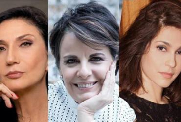 Zizi Possi, Marina de La Riva e Leila Pinheiro 'cantam Chico' no TCA | Divulgação
