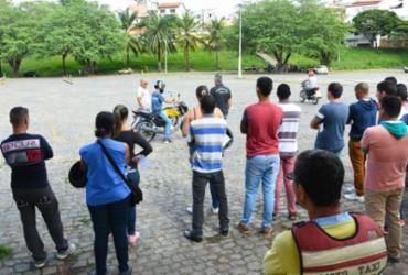 Caravana do DETRAN realiza formação de condutores em Itapetinga