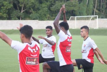 Vitória inicia preparação para duelo pelo Nordestão | Mauricia da Matta | EC Vitória