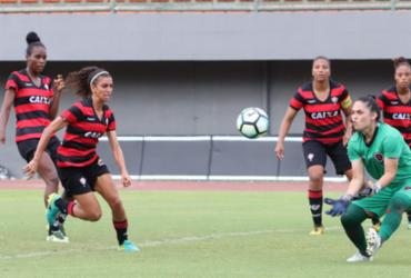 Vitória e Sport travam duelo de líderes no futebol feminino | Maurícia da Matta | EC Vitória